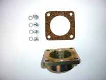Photo No 28 Overfill flange